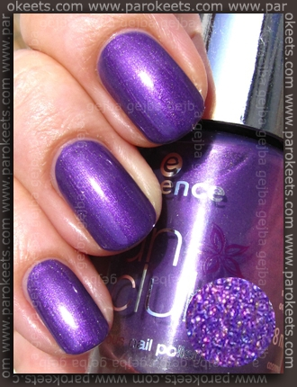 Essence Sun Delicious - Meet Me At The Club swatch