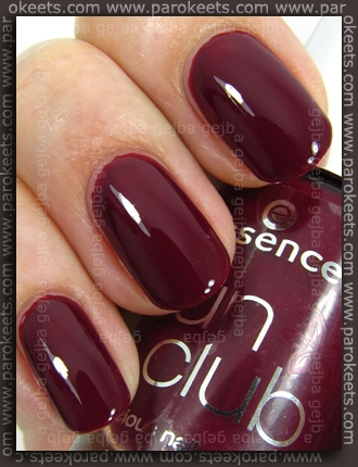 Essence Sun Delicious - Raspberry Sorbet swatch