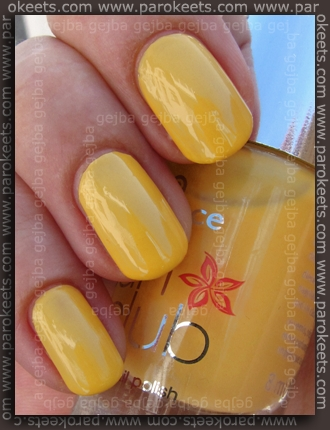 Essence Sun Delicious - Sunny Side Up swatch