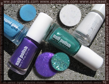 Swatch: H&M Summer Nails