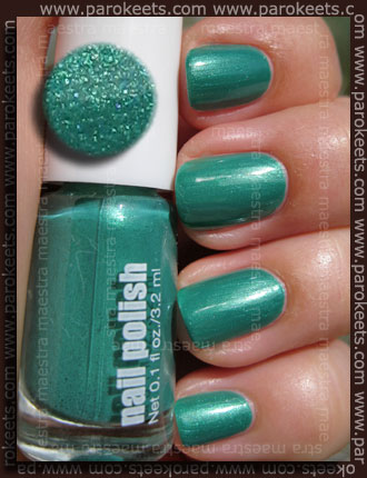 Swatch: H&M Summer Nails - Green