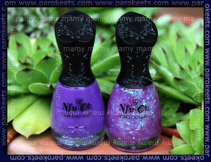 Nfu-Oh: #282 + #50, bottles