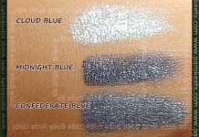 SS Cloud Blue Midnight Blue Confederate Blue swatch