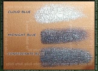 SS Cloud Blue Midnight Blue Confederate Blue swatch