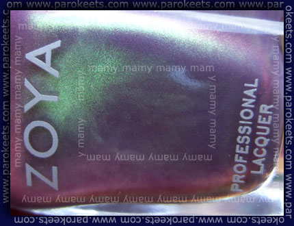 Zoya: Adina, bottle