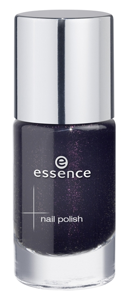 Essence - The Twilight Saga: Eclipse - Nail polish black preview