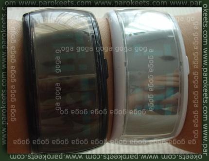 ODM Pixel wrist watch