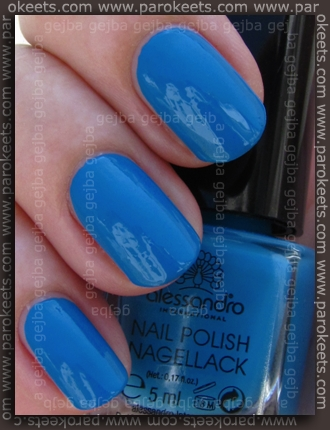Alessandro - Turquoise Ocean swatch