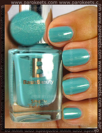 Swatch: Basic Beauty - nail polish Nr. 65