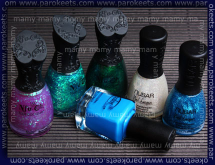 Color Club - 220 Volts and Friends, bottles