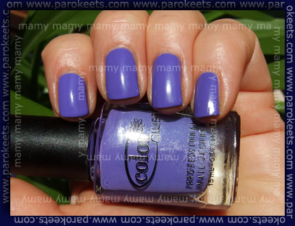 Color Club: Pucci Licious, swatch