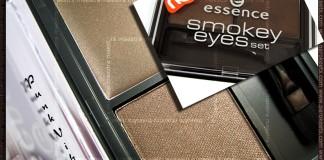 Essence - Smokey Eyes Set in Punk Vibe