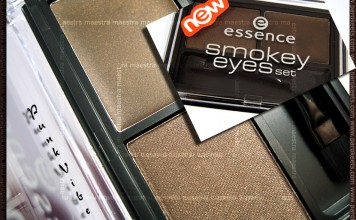 Essence - Smokey Eyes Set in Punk Vibe