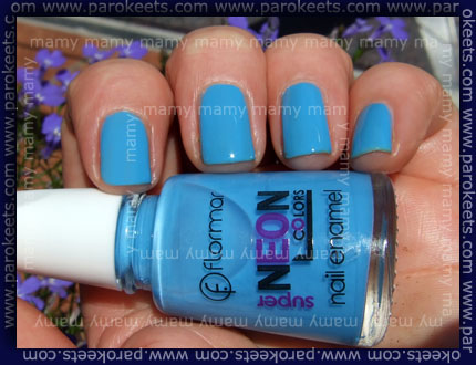 Flormar: Super Neon Colors N002