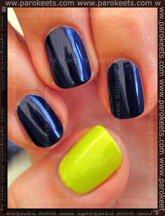 Maestra's summer vacation - Pag 2010 - manicure