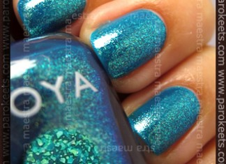 Swatch: Zoya - Charla
