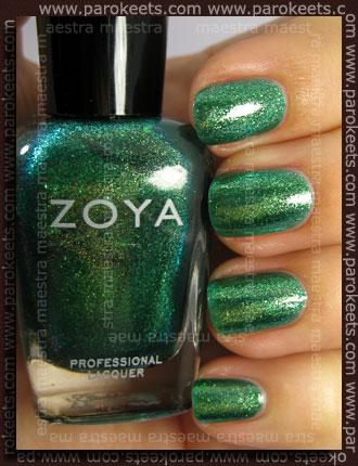 Swatch: Zoya - Ivanka