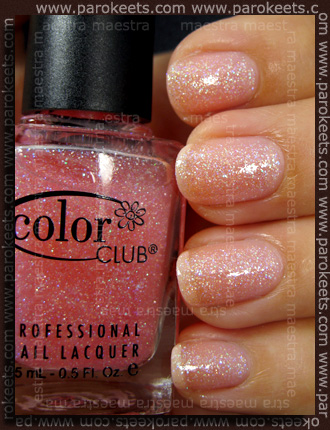 Color Club (Pardon My French): Hot Couture