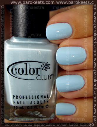 Color Club (Pardon My French): Take Me To Your Chateau