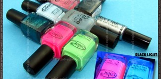 Color Club polishes