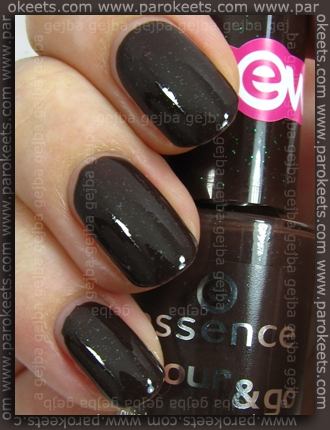Essence (We Saw It First): Absolutely Stylish swatch