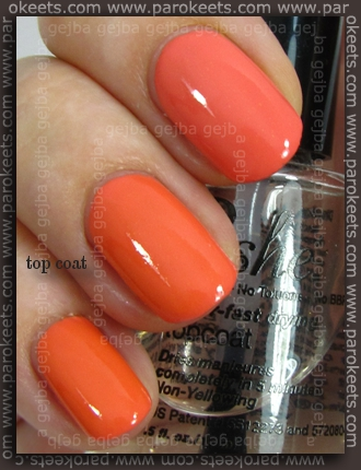 Essence (We Saw It First): What Do You Think? swatch