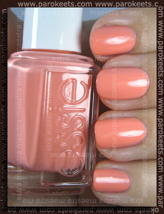 Swatch: Essie - Summer 2010: Haute As Hello
