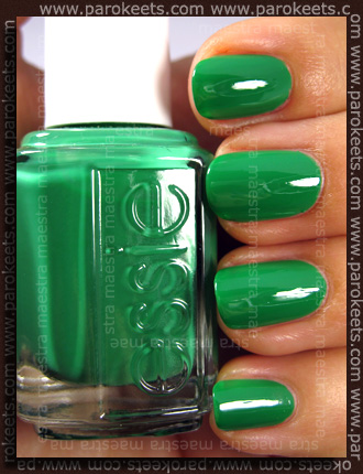Swatch: Essie - Summer 2010: Pretty Edgy