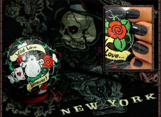 Frankenpolish - Opportunity with Rival de Loop - Starlight, Wild Love Forever ball puzzle