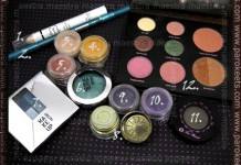 Products: Green and Purple EOTD: Would U Dare to Wear?