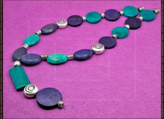 Necklace made by Maestra