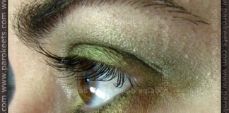 Sweetscents: Golden Green, Imani, Egyptian Sands + Alverde Silky Grey