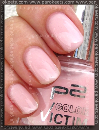 p2 Lovely swatch by Parokeets