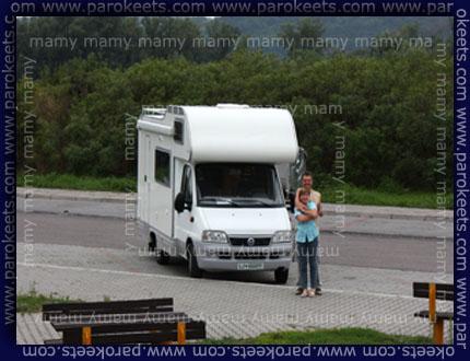 Avtodom, Camper Van