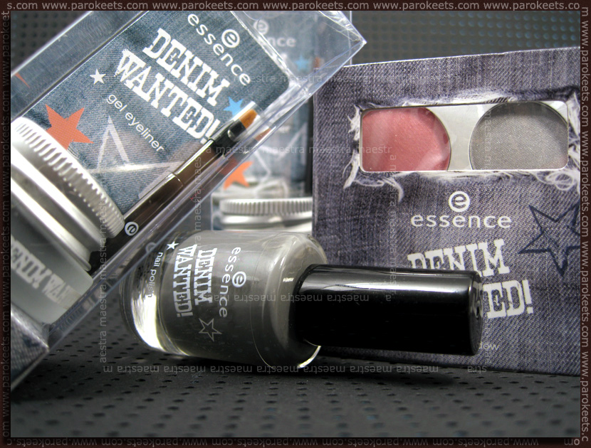 Essence - Denim Wanted Trend Edition