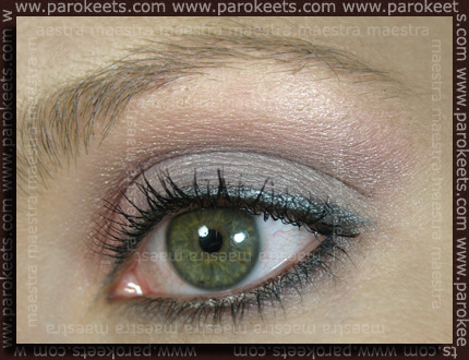 Make up: Essence - Denim Wanted TE: I Love My Jeans, Vintage Style, Fivepocket Grey by Maestra