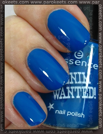 Essence (Denim Wanted): Forever Mine swatch
