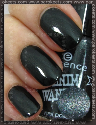 Essence (Denim Wanted): I Love My Jeans swatch