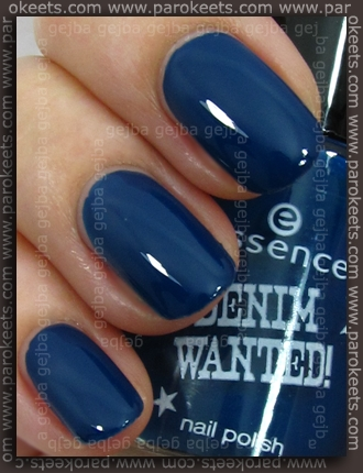 Essence (Denim Wanted): My Boyfriend's Jeans swatch