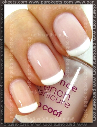 Essence French Manicure Set (new version)