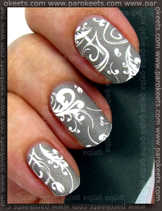 Essence - Nail Fashion Sticker: Trust Me! swatch
