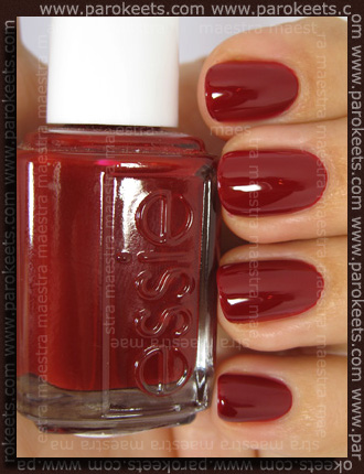 Swatch: Essie Fall 2010 - Limited Addiction