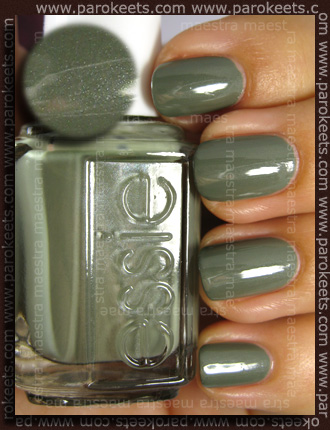 Swatch: Essie Fall 2010 - Sew Psyched