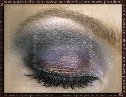 Make up: Fyrinnae - Sorceress and Mephisto + Sweetscents - Pink Opal
