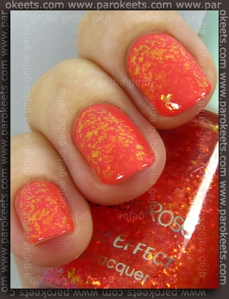 Catrice I Scream Peach + Golden Rose Scale Effect 12