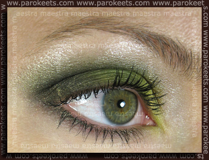 Make up by Maestra: Fyrinnae - OMGWTF, Dressed To Kill, Monarch Butterfly and Too Faced - Pin Up