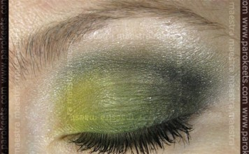 Make up by Maestra: Fyrinnae - OMGWTF, Dressed To Kill and Too Faced - Pin Up