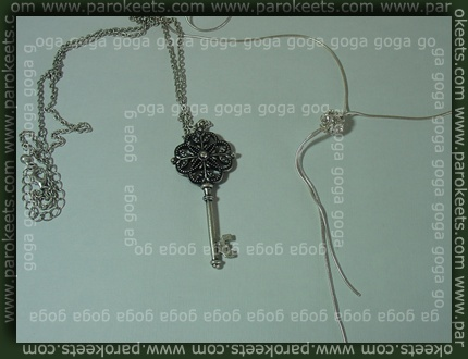 Accessories Muller - necklace, verižica