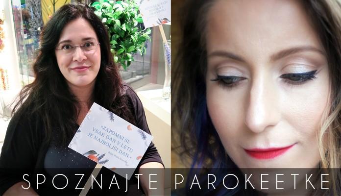 Avtorice Parokeets lepotnega bloga
