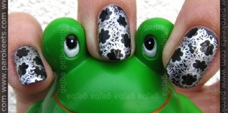 Konadicure: Catrice - Back To Black, China Glaze - Millennium, SciFi, Essence IP02
